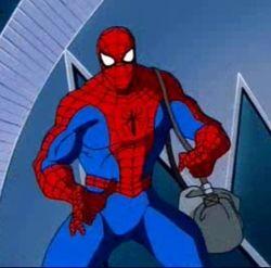 Spider-Man (Actor)