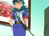 Officer Jenny of Eterna City