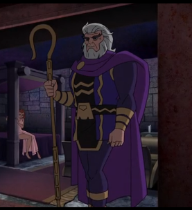 Highfather(Justice League: Gods and Monsters)