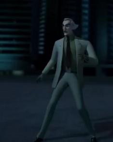 Simon Stagg(Beware the Batman)