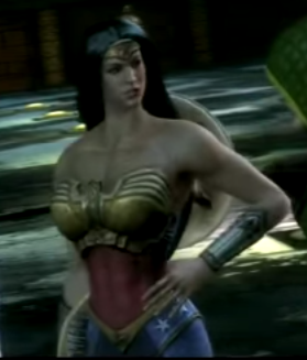 Diana Prince(Wonder Woman) (Injustice: Gods Among Us)