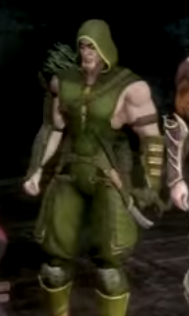 Oliver Queen(Green Arrow) (Injustice: Gods Among Us)