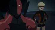 Teen Titans the Judas Contract (1089)