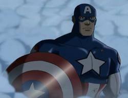 Steve Rogers(Captain America) (Earth-3488)
