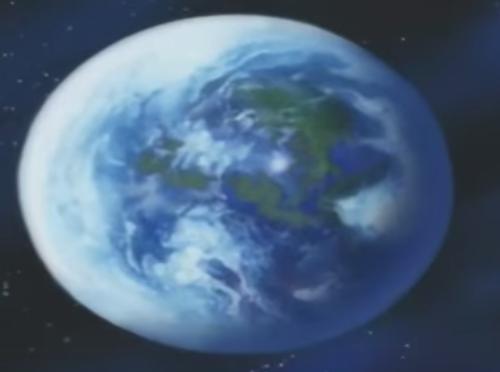 Earth Standard Dimension