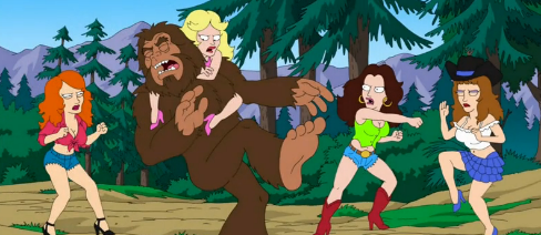Bigfoot(American Dad!)