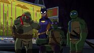 Batman vs TMNT 3078