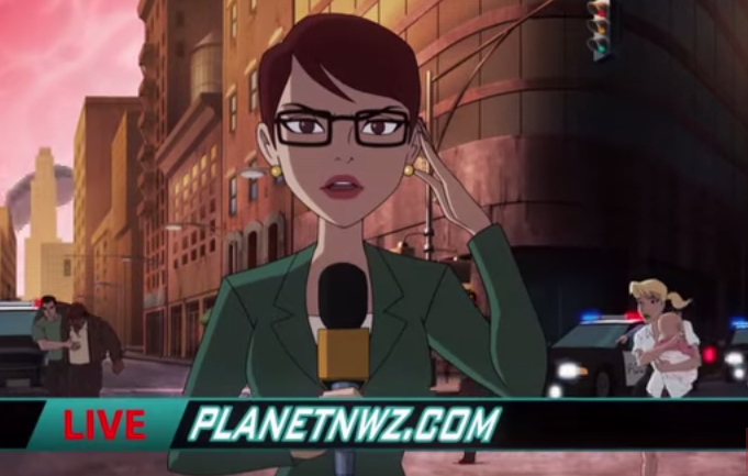 Lois Lane(Justice League: Gods and Monsters Chronicles)