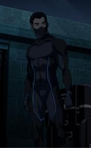 Jefferson Pierce(Black Lightning)