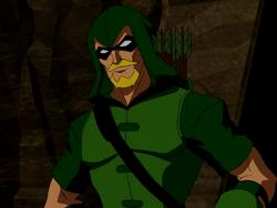 Oliver Queen(Green Arrow) (Earth-16)