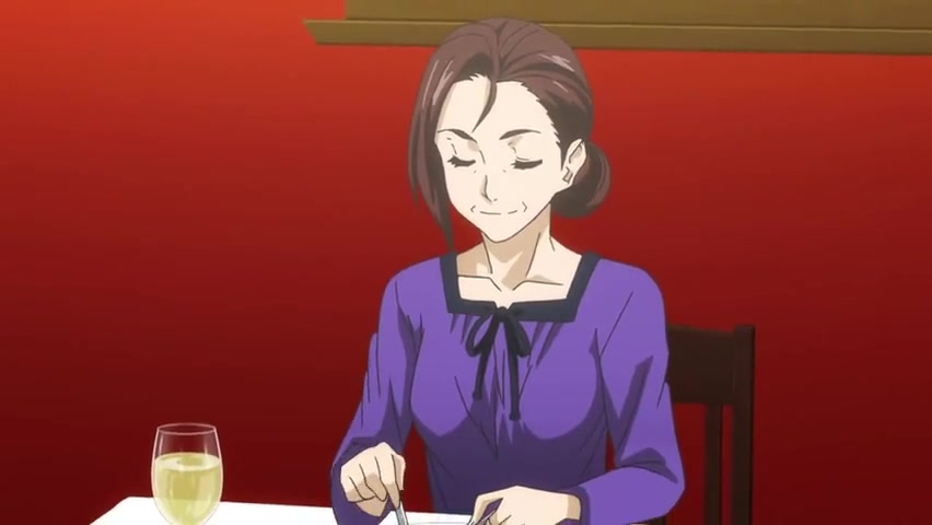 Kojirō's Mother