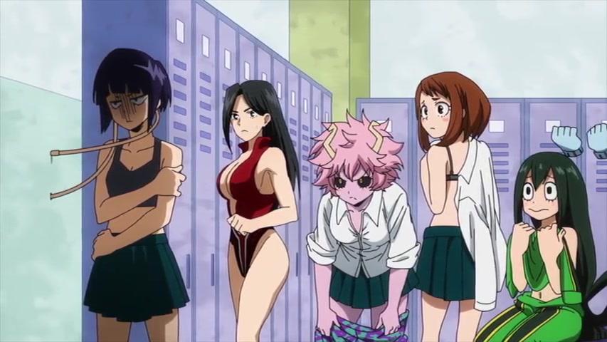 Mina Ashido(Pinky)