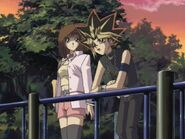 Yami and T a date