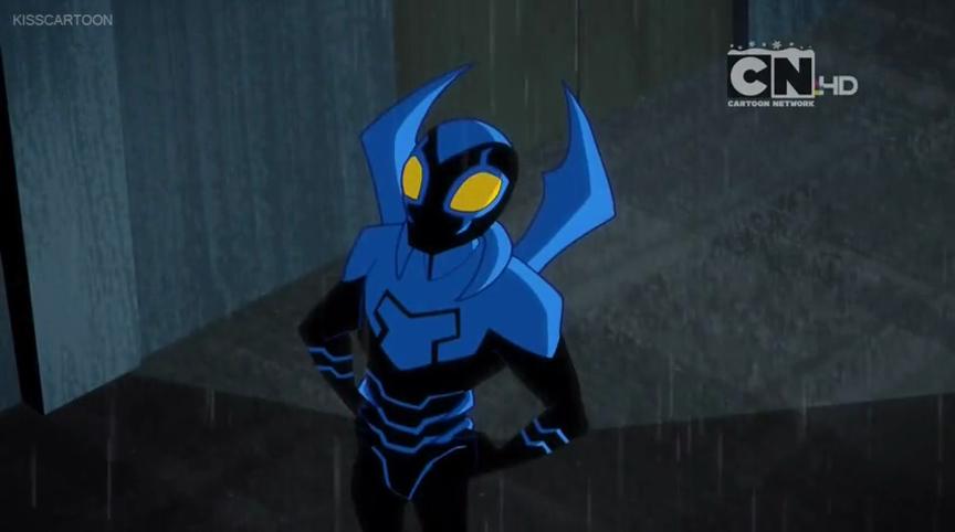 Jaime Reyes(Blue Beetle) (Justice League Action)