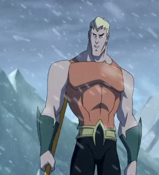 Arthur Curry(Aquaman) (Trapped In Time)