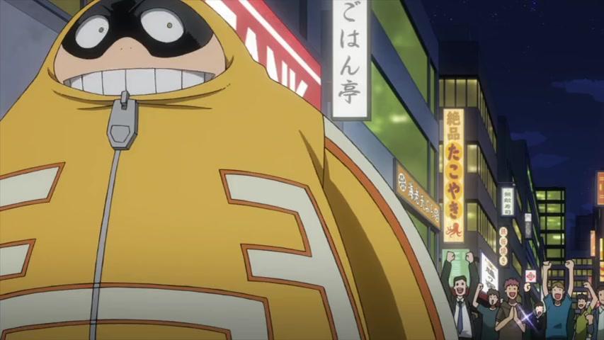 Taishiro Toyomitsu(BMI Hero: Fat Gum)