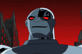 Negative Cyborg