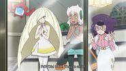 Pokemon Sun & Moon Episode 129 0802