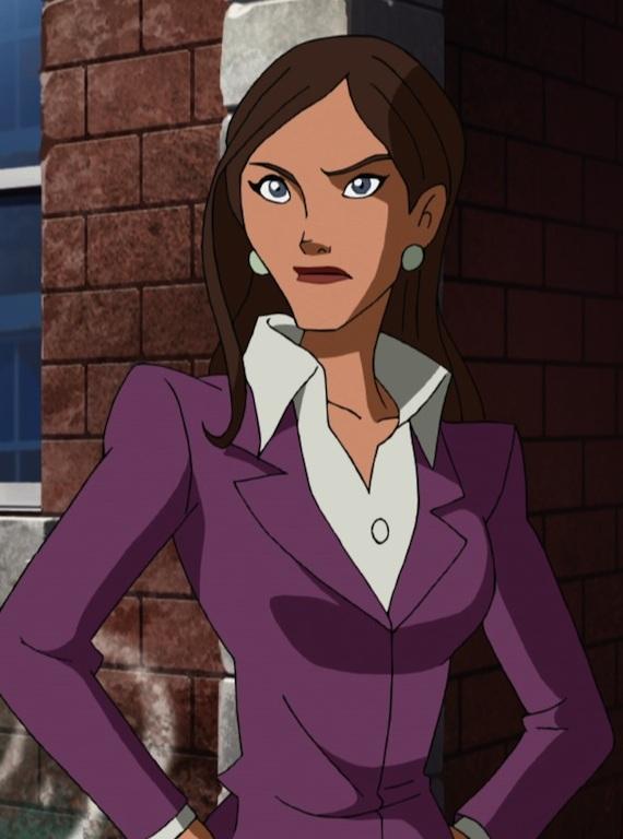 Lois Lane (Superman vs. The Elite)
