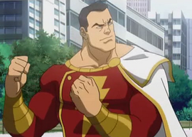 Billy Batson(Captain Marvel) (Return of Black Adam)