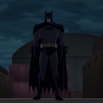 Bruce Wayne(Batman) (Batman: The Killing Joke)