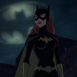 Barbara Gordon(Batgirl/Oracle) (Batman: The Killing Joke)