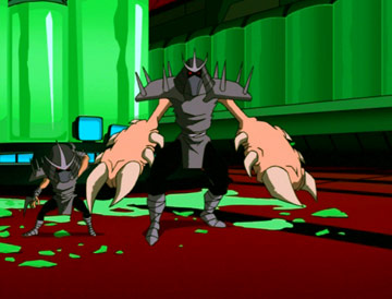 Claw Shredder (2003 TV series)