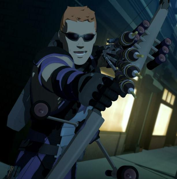 Clint Barton(Hawkeye) (Earth-904913)