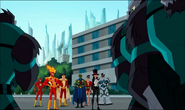 Justice League Action Women (427)