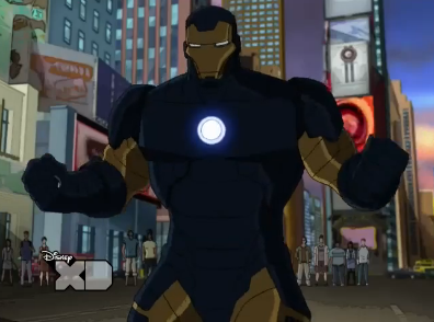 "Anthony ""Tony"" Stark(Iron Man) (Dark Avengers Universe)"