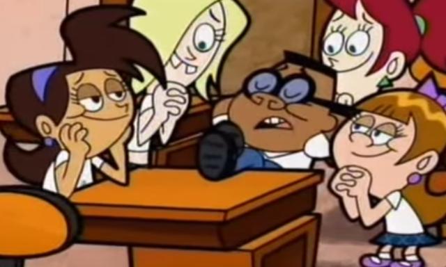 "Irwin(Billy Gets an ""A"" Timeline)"
