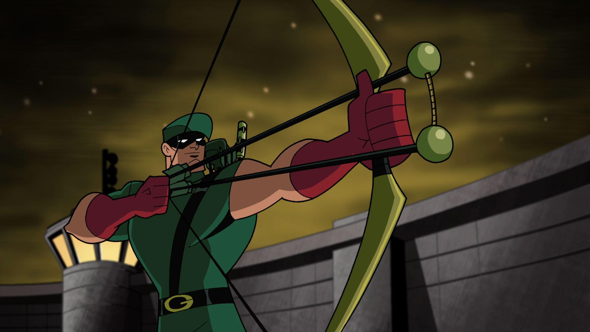 Oliver Queen(Green Arrow) (Earth-23 Universe)