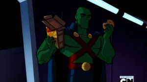 J'onn J'onzz(Martian Manhunter) (Earth-23)