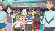 Pokemon Sun & Moon Episode 129 0100