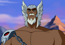 Travis Morgan(Warlord)