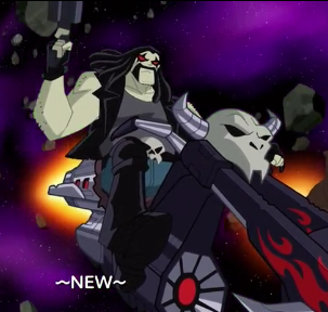 Lobo(Justice League Action)