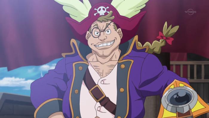 Captain Cutter