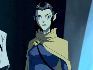 Alanna Strange(Earth-16)