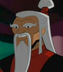 Master Wong Fei