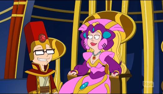 Princess Fran-cinatra