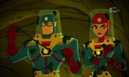 Justice League Action Women (78)