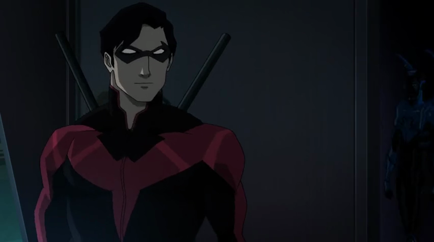 Dick Grayson(Robin/Nightwing) (DCUAOM)