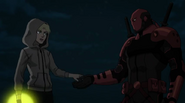 Teen Titans the Judas Contract (560)