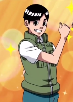 Rock Lee (Genjutsu World)