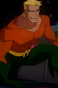 Arthur Curry(Aquaman) (Crisis on Two Earths)