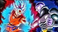 Goku vs hit Full fight English dub