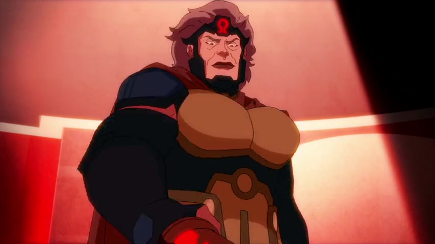 Granny Goodness(Earth-16)