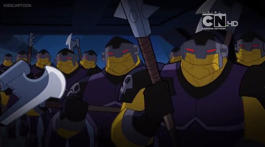Mongul's Warriors