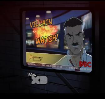 John Jonah Jameson(Dark Avengers Universe)