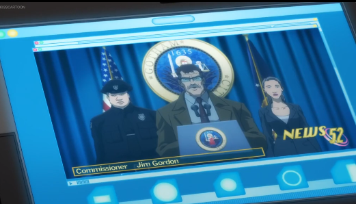 Commissioner Jim Gordon (DCUAOM)
